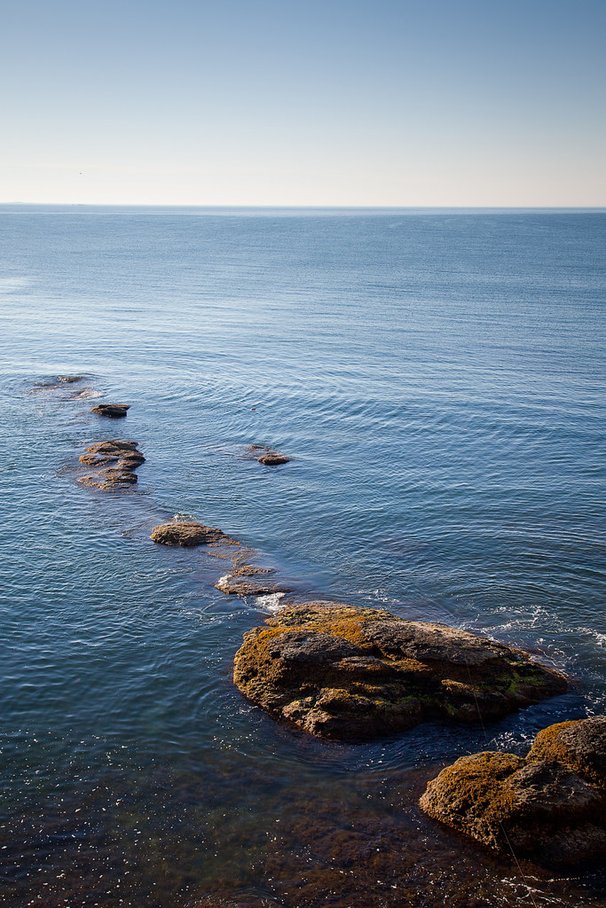 Rocks, Ripples and the Ocean
