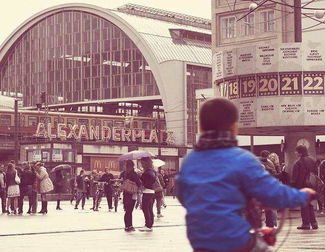 Day 4 - Alexanderplatz