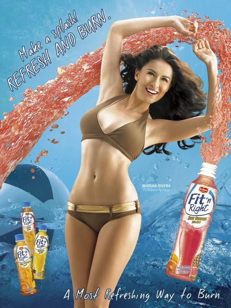 TOP 10 Philippines' Sexiest Women [versi gw gan.. hehe..]