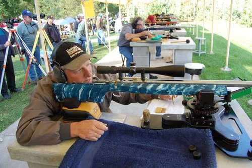 Jim Bauer wins the overall 2 Gun Championship