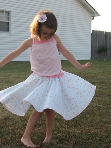 Twirl n' Go Skirt by Nicole