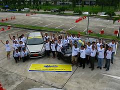 IMG_8085 (Ford Asia Pacific) Tags: js100 fordfordthailanddsfldrivingskillforlifedrivingseminarcarcarseminardrivewheelingsteeringtestdrivetesttrackthailandbangkok jorsor100
