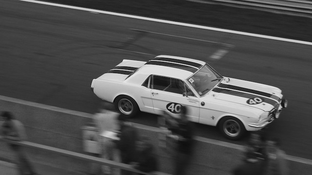 ford mustang 2008 spafrancorchamps spasixhours