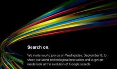 Google Search Event Predictions