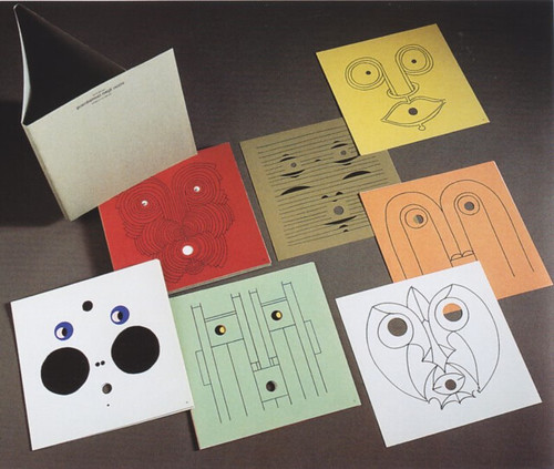 "Bruno Munari ""Look Into My Eyes"""
