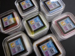 iPod nano 6G Color Array