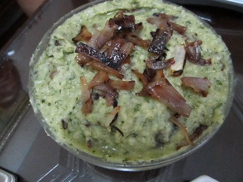 Bessara - Fava Bean and Herb Puree