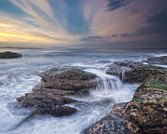 Tyningham Low Tide (Graham Stirling) Tags: longexposure seascape nikon industrial cityscape stirling graham d3