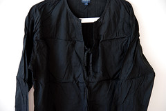 blackba (everydayyu) Tags: black shirt forsale clothes madeinindia tunika indianbazar antikbatik