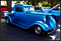 Dodge In Blue (Wilder PhotoArt (It's Physical Therapy Time !)) Tags: cars truck canon flickr unitedstates pickup dodge mopar classiccars dodgetruck carshows showandshine flickrsbest bestthebest canoneos5dmarkii
