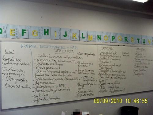 Normas Disciplinares (09/09/2010)