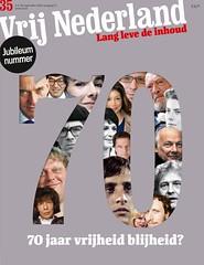 cover design Vrij Nederland (jaap!) Tags: art design graphic nederland direction covers magazines mags director jaap biemans vrij