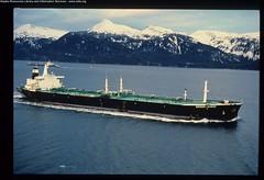 Exxon Valdez Oil Spill - 1638 (ARLIS Reference) Tags: oil spill valdez tankers exxon oilindustry