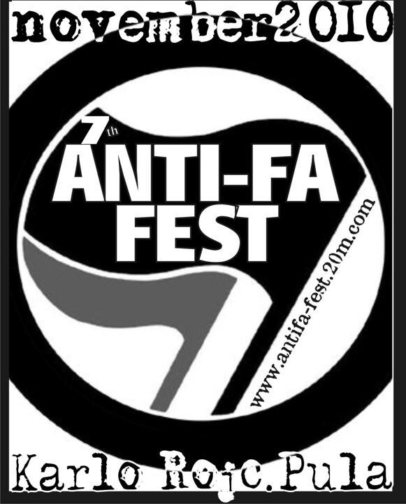 anti fa festival pula