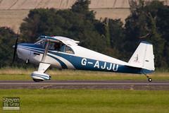 G-AJJU - 2295 - Private - Luscombe 8E Silvaire Deluxe - Duxford - 100905 - Steven Gray - IMG_8909
