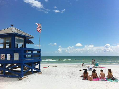 Sarasota lugar para tus vacaciones
