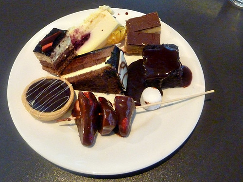 Chocolate Buffet at Bistro Allure