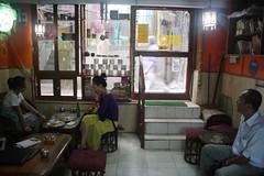 City Hangout - Everest Cafe, Paharganj (Mayank Austen Soofi) Tags: cafe construction delhi main games bazaar renovation everest commonwealth walla paharganj