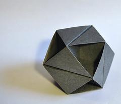 Ore (rebecccaravelry) Tags: origami modular kawasaki toshikazukawasaki