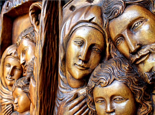 paete laguna wood carving 3