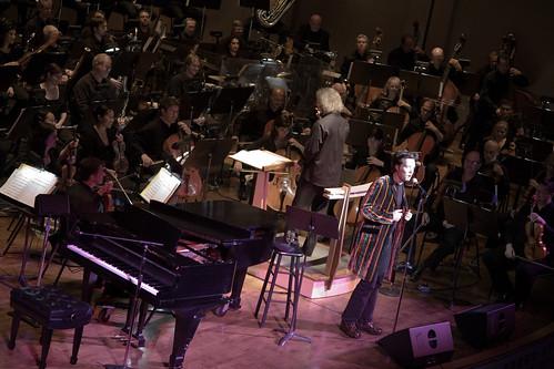 Rufus Wainwright and Oregon Symphony