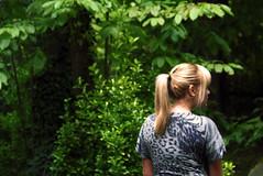 _______________ (juliejigsaw) Tags: girl blonde teenager ponytail piercings