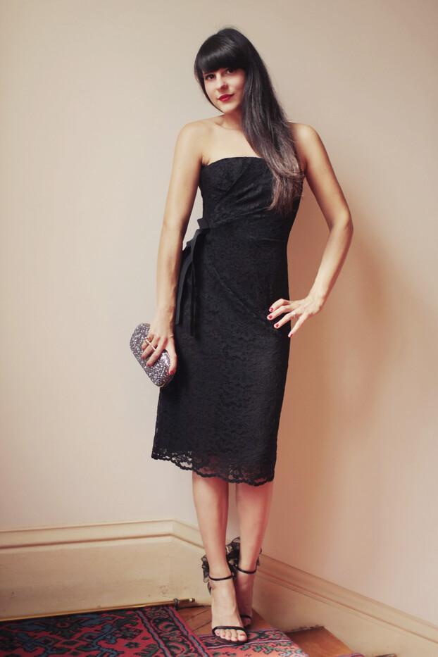 D&G lace dress 06