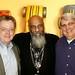 Richie Havens with F. John Herbert and Melvino