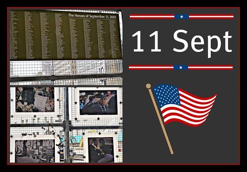 11 Sept - In Memory