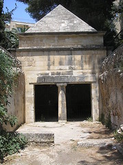 The Maccabee Tomb of Jason by hasmonean