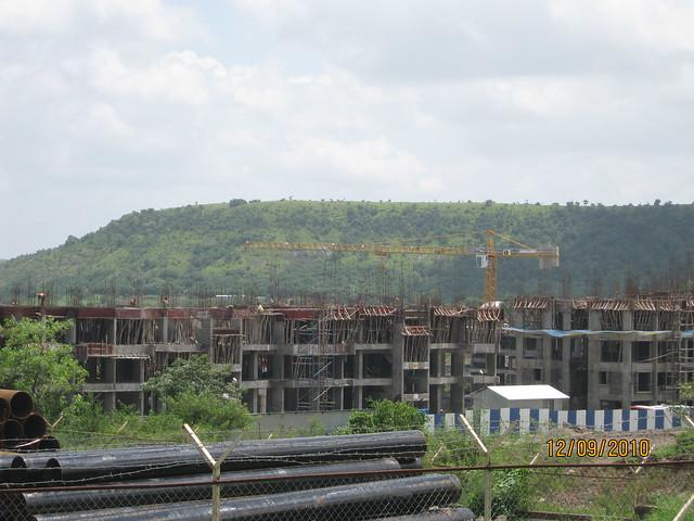 Megapolis Rajiv Gandhi Infotech Park Phase 3 Hinjewadi Pune - IMG_2911