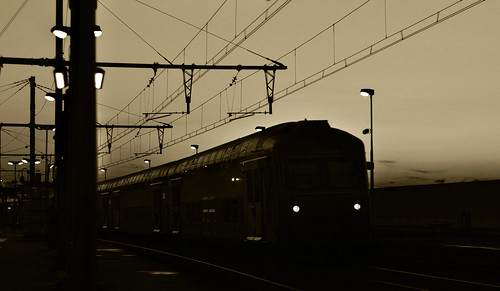 train la nuit
