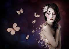 *E* Efmero.. (Alisa Andrei) Tags: mariposas puccini madamebutterfly transformacin fugaz efmero pestaeo giacomopuccini desvanecimiento madamebutterflydepuccini