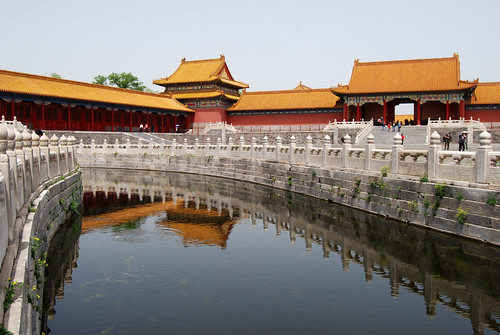 r12 - Golden Stream at Forbidden City