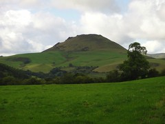 Looking over to Caer Caradoc Photo