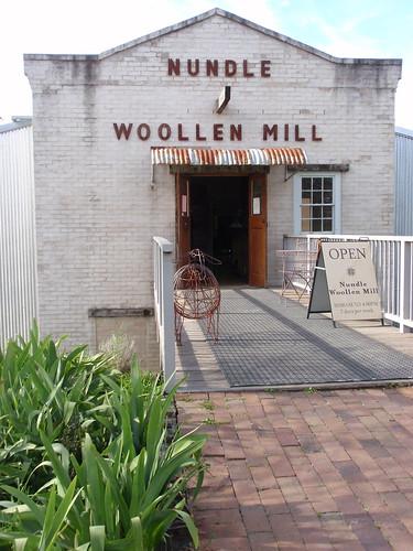 Nundle Woollen Mills ext