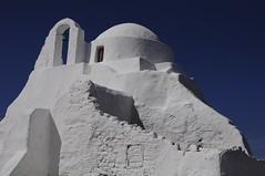 Paraportiani church - 3 (Saumil U. Shah) Tags: travel wallpaper holiday church island europe aegean greece greekislands cyclades mykonos shah paraportiani saumil kiklades kyklades saumilshah