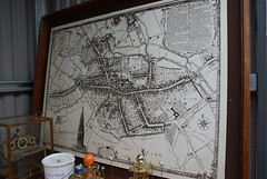 Historic Coventry map (Bruce Stokes) Tags: heritage map coventry watchmaker