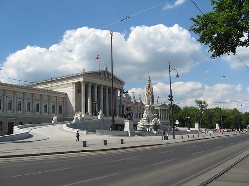 Aprendendo fotografia: Viena