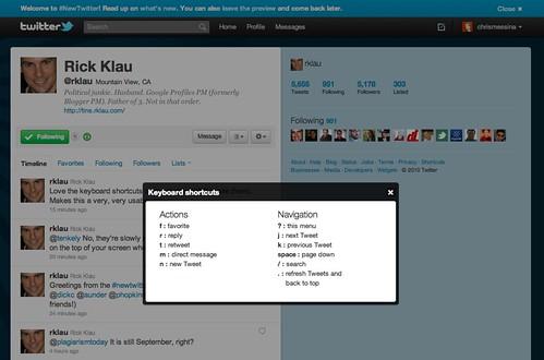 Rick Klau (rklau) on Twitter