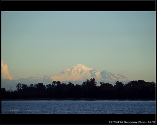 Mt. Baker in Washington