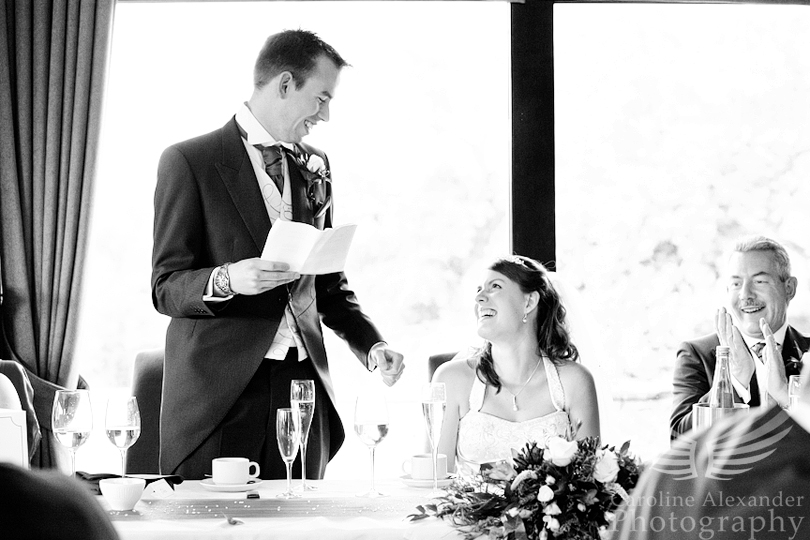 Hatton Court Hotel Gloucestershire Wedding Photography 29