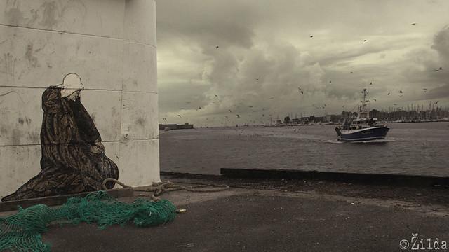 La veuve & la mer