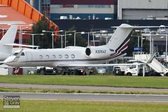 N326AZ - 1262 - Private - Gulfstream IV SP - 100909 - Luton - Steven Gray - IMG_9185