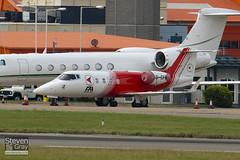 D-CFAI - 55-061 - FAI Flight Ambulance International - Gates Learjet 55 - 100906 - Luton - Steven Gray - IMG_9061