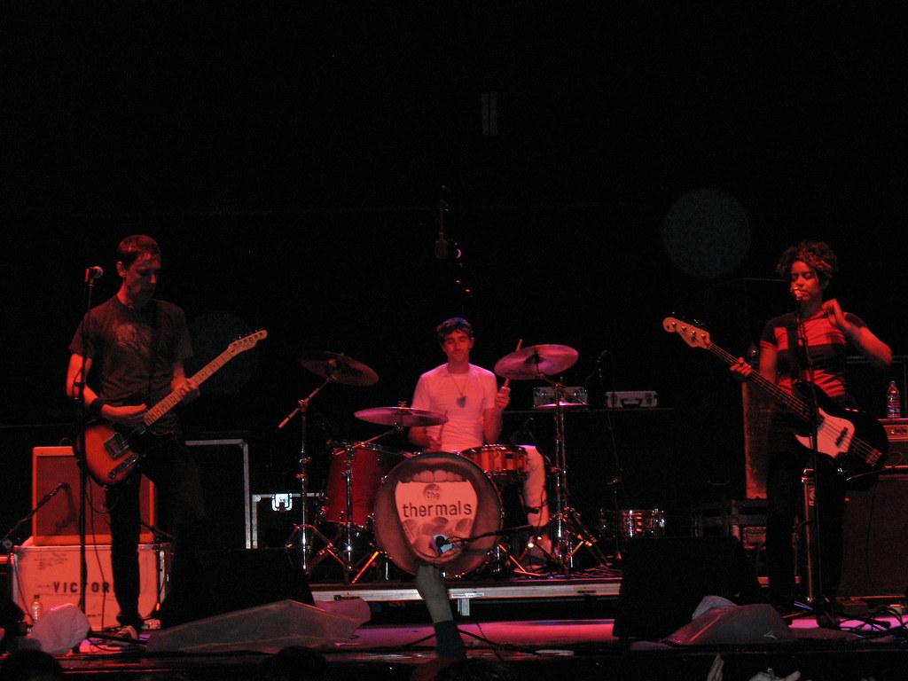 Bumbershoot 2010 Monday