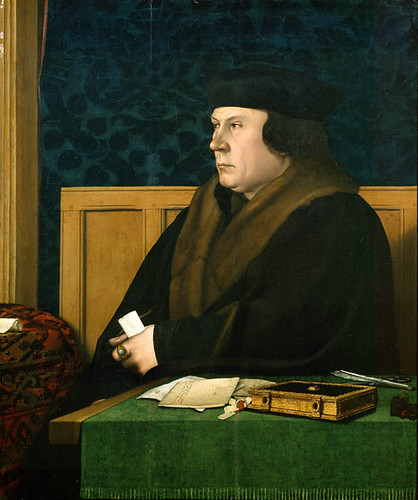 Thomas Cromwell,  Hans Holbein, the Younger, 1532-1533