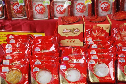 mooncake red