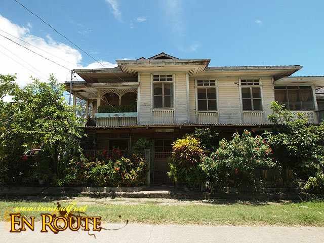 The Carino Ancestral House