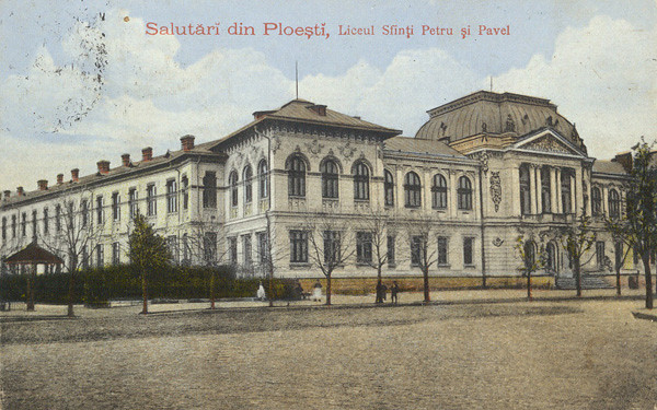 Liceul Petru si Pavel - 1924